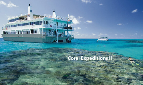 Coral Expeditions Kreuzfahrten