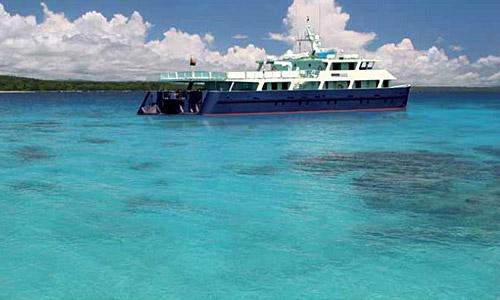 Island Escape Vanuatu