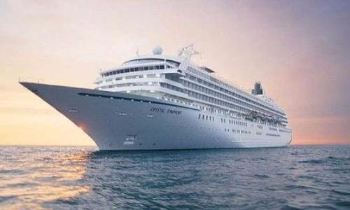 Pacific Island Paradise - All Inclusive Luxus-Kreuzfahrt mit der Crystal Symphony