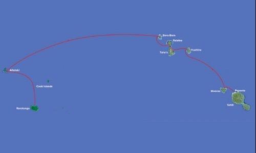 Island Escape Cruises - Polynesia Escape