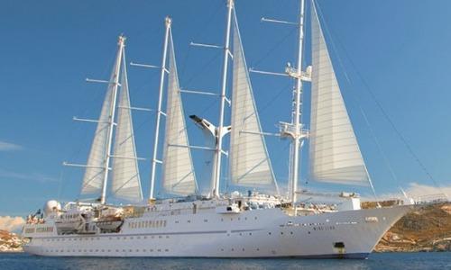 Windstar Cruises - mit der Wind Spirit durch die Südsee