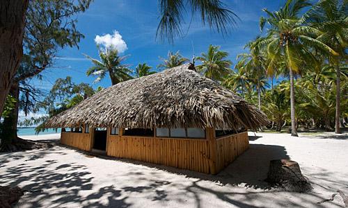 Urlaub einsame insel le sauvage rangiroa pacific pearls travel - Rangiroa urlaub ...